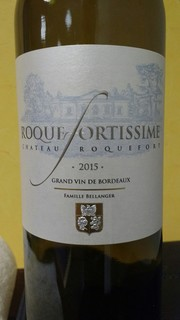 Chateau Roquefort Roquefortissime blanc 2015 small