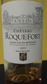 Chateau Roquefort rose 2015 small